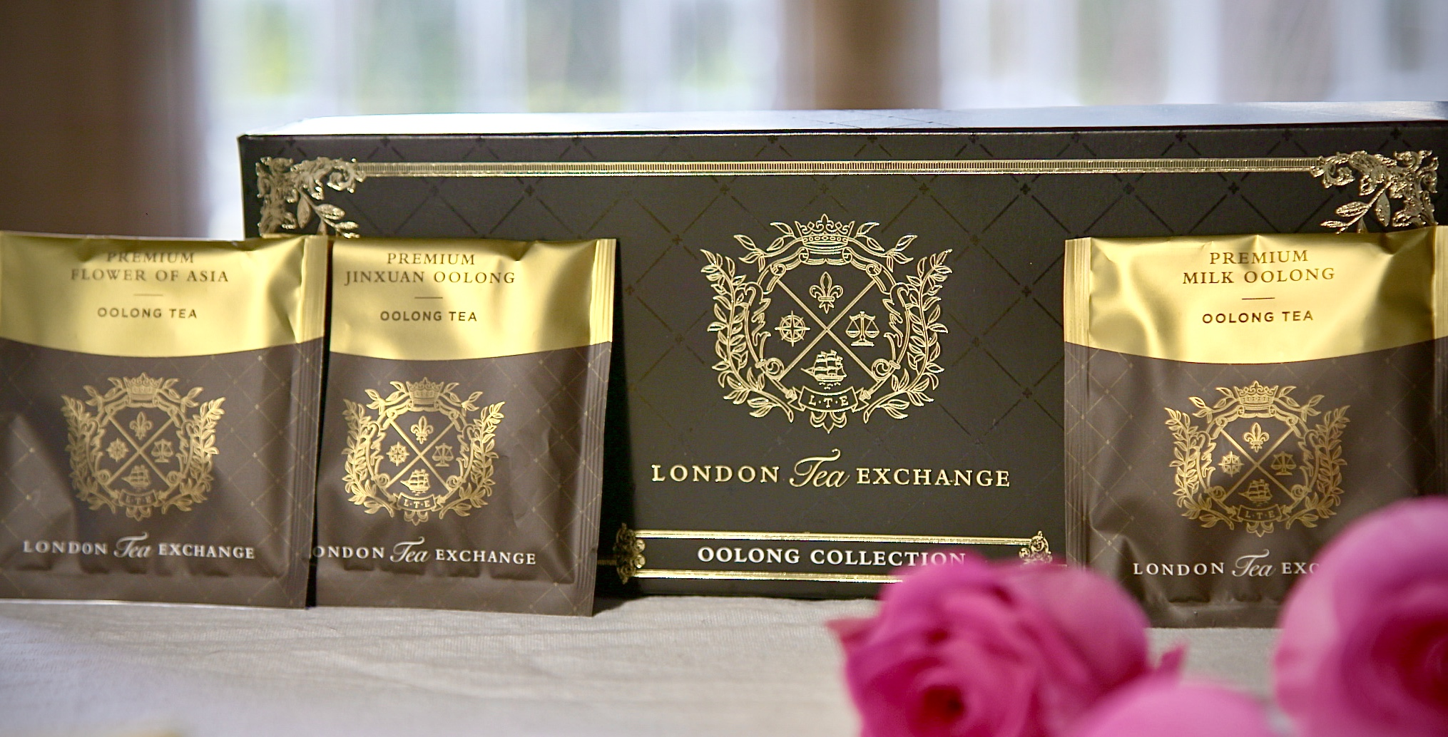 Oolong Tea Collection