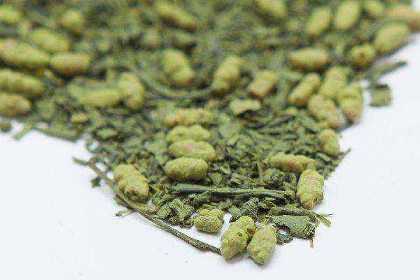 Matcha Genmaicha Tea