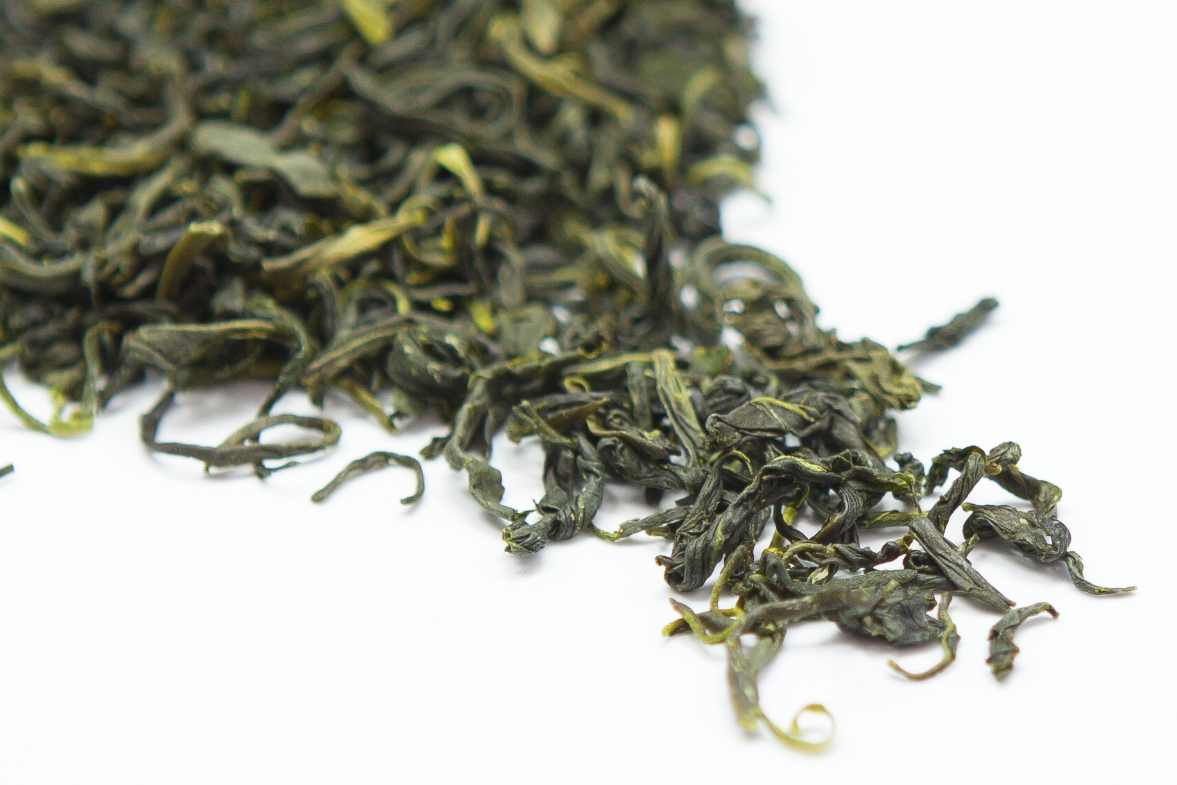 Organic Korean Woojeon Green Tea