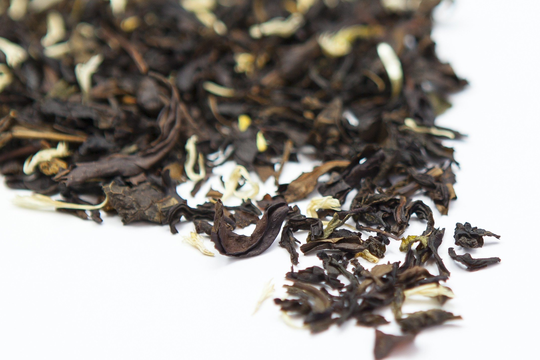 Oolong with Bourbon Vanilla and Cream Tea