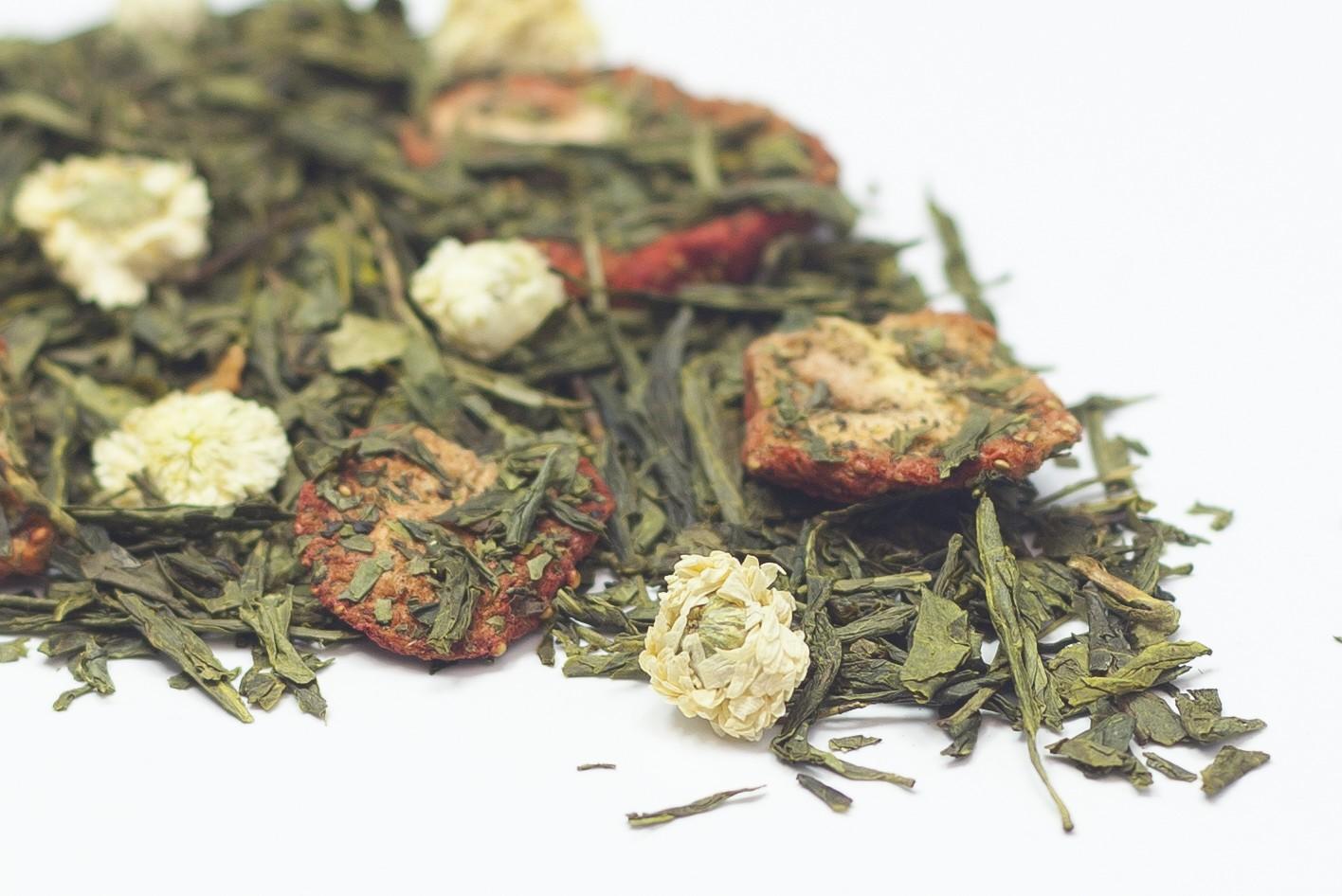 Sencha Chamomile Tea