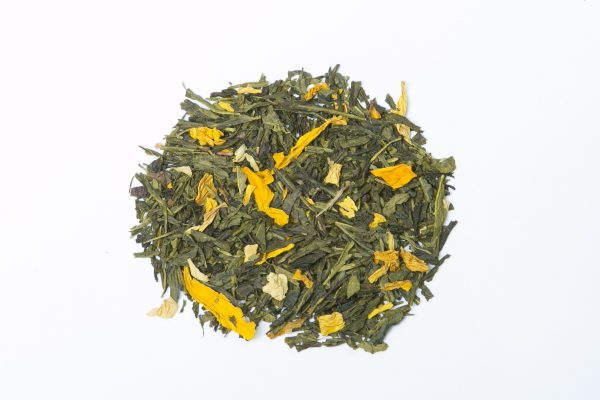 Sencha with Mango Tea