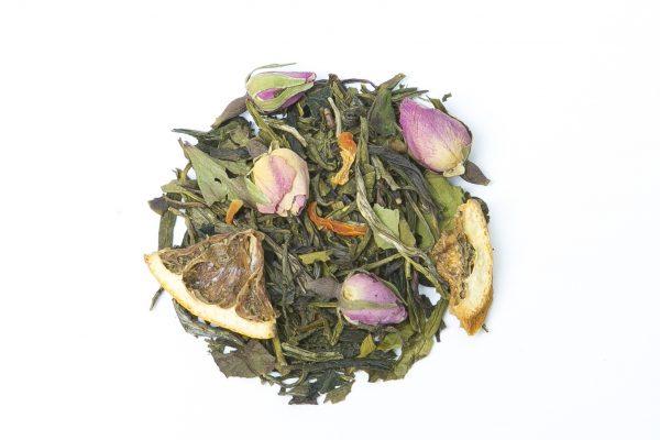 Crème d'Orange Tea