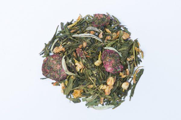 Elegant Green Tea