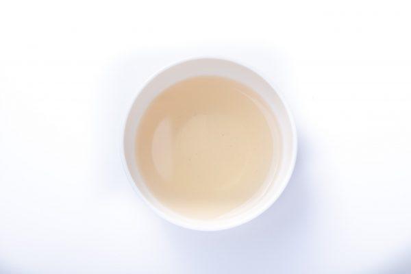 Elegant White Tea in a cup