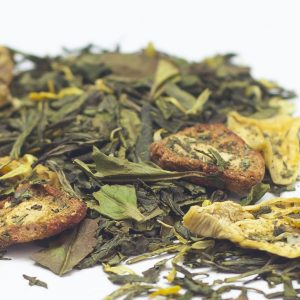 Premium Green & White Spring Beginnings Tea