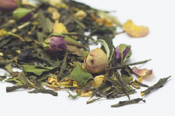 Orange Blossom & Mint Tea