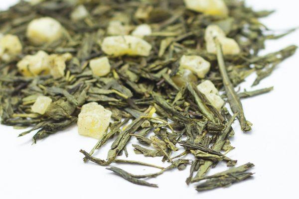 Sencha Aloe Vera & Pineapple Tea