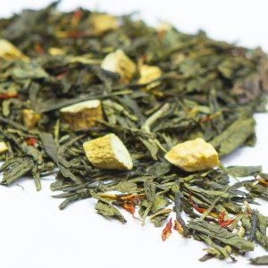 Sencha Red Ginseng Tea