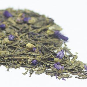 Sencha Kombucha Plum Tea