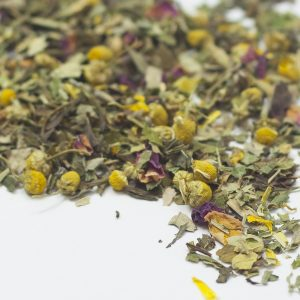 Herb Tea Blend with Melissa Leaves