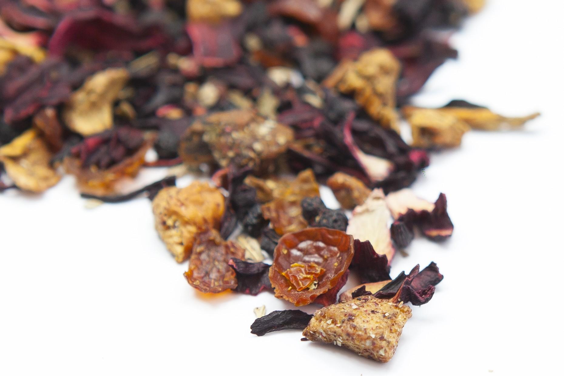 Decaffeinated Fruit Tea