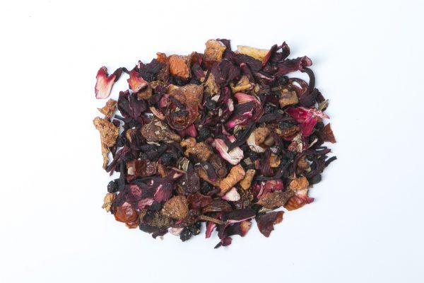 Decaffeinated Fruit Tea Blend
