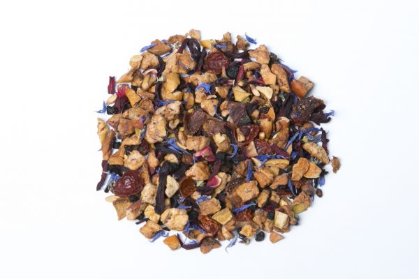 Blue Pomegranate Fruit Tea