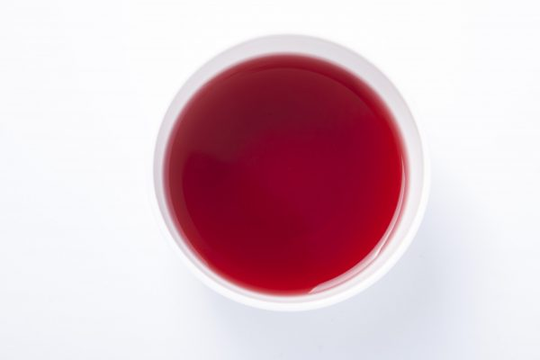 Forest Fruits Tea in a cup