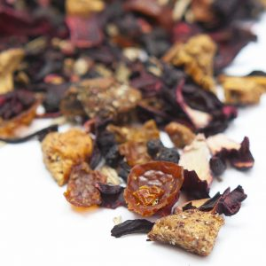 Organic Chocolate & Strawberry Fruit Tea