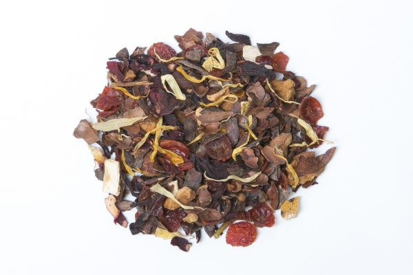 Organic Chocolate & Strawberry Tea