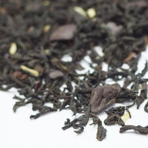 Black Tea with Chocolate