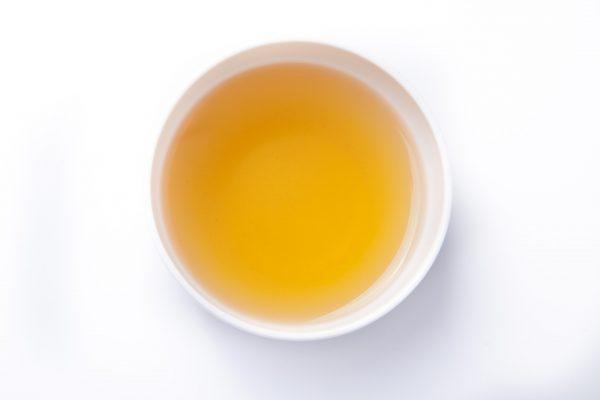Crème Caramel Tea in a cup