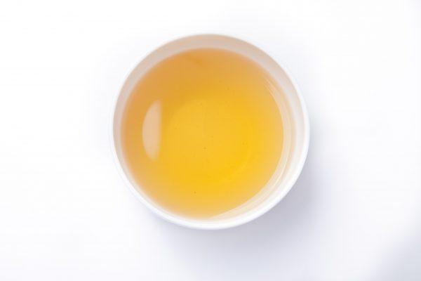 Almonds & Cream Tea in a cup