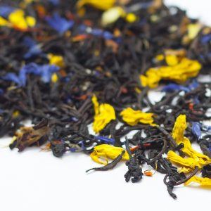Peaches & Cream Black Tea Blend