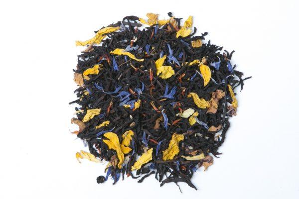 Black Tea Blend - Peaches & Cream