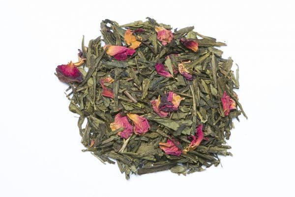 Premium Sencha & Japanese Sakura Tea