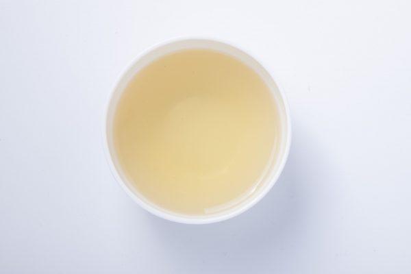 Premium Sencha & Japanese Sakura in a cup