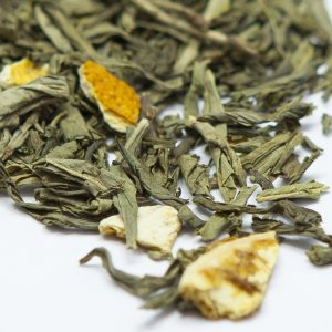 Decaffeinated Sencha Earl Grey Tea