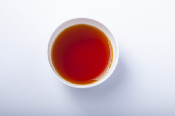 Organic Rooibos Tea in a cup
