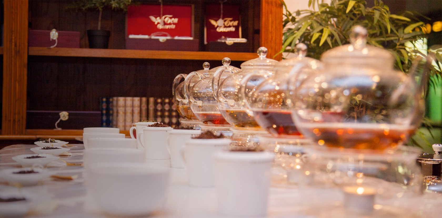 World Teas in London