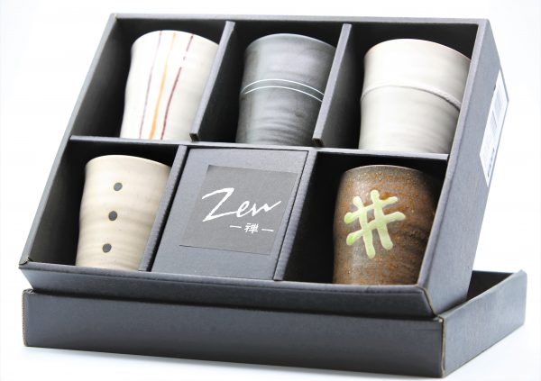 Japanese Cup Set