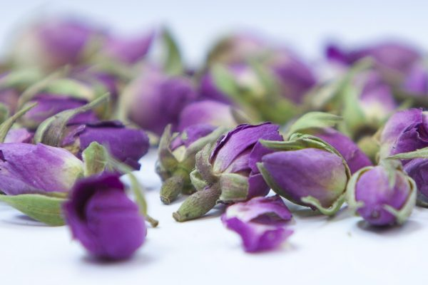 Premium Rose Buds Tea