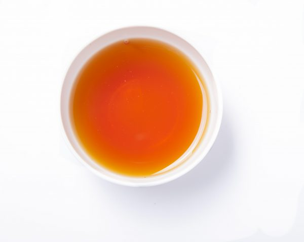 Assam Mangalam Second Flush Tea in a cup