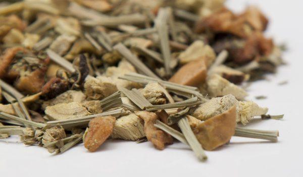 Organic Ginger & Aronia Tea
