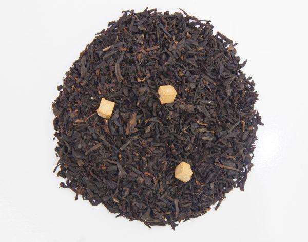 Crème Caramel Tea