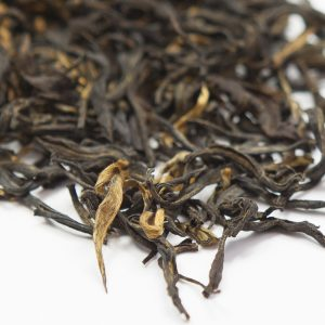 Hand Rolled Organic Rarity Jun Chiyabari Tea