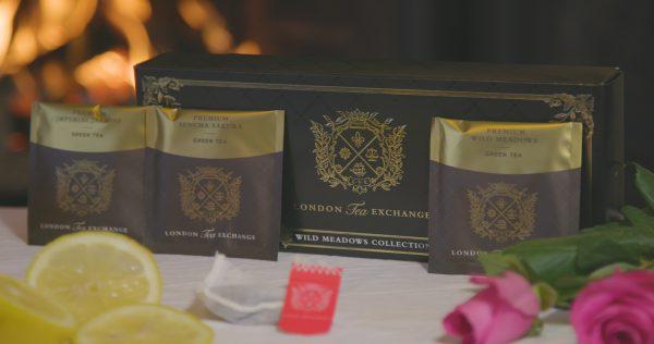 Wild Meadows Tea Bag Collection