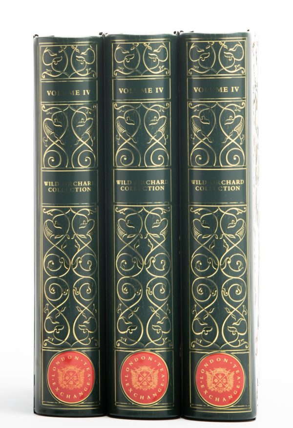 Wild Orchard Tea Book Collection