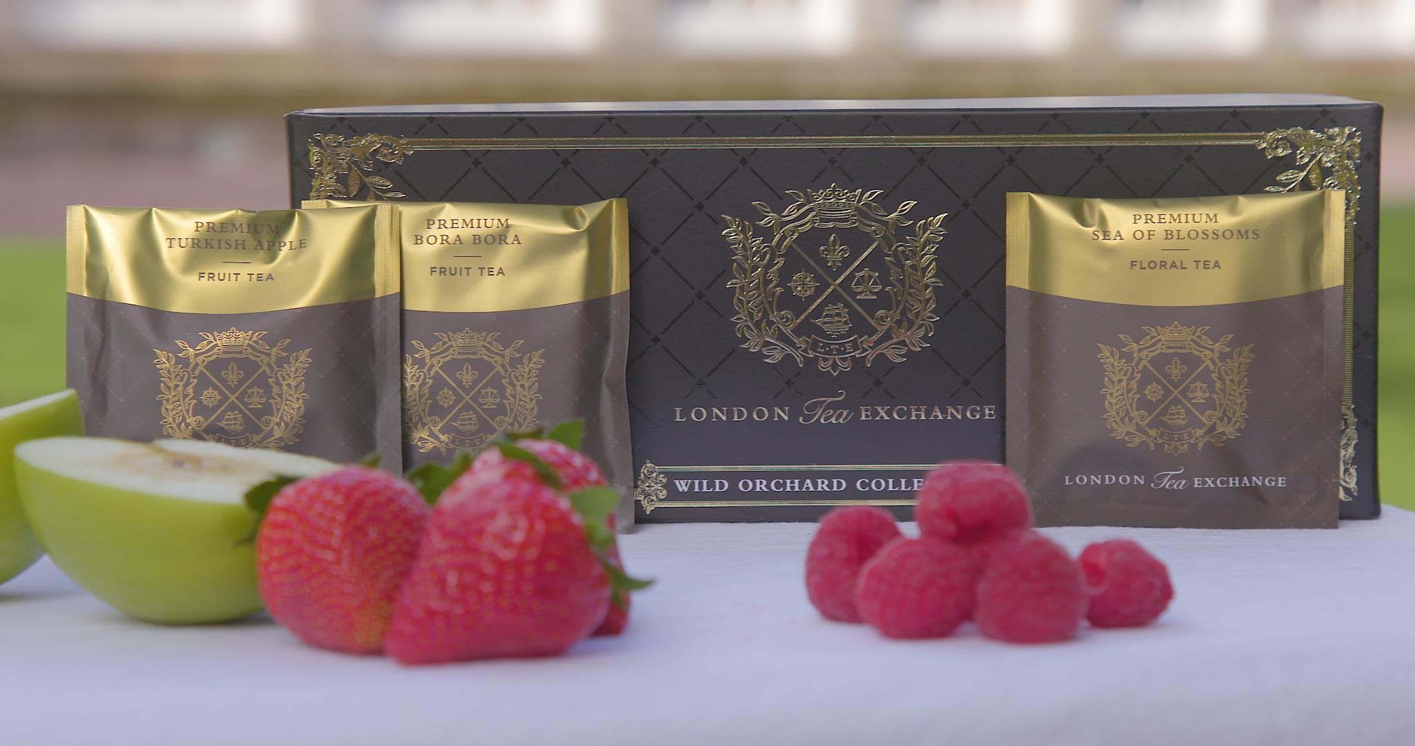 Wild Orchard Tea Bag Collection