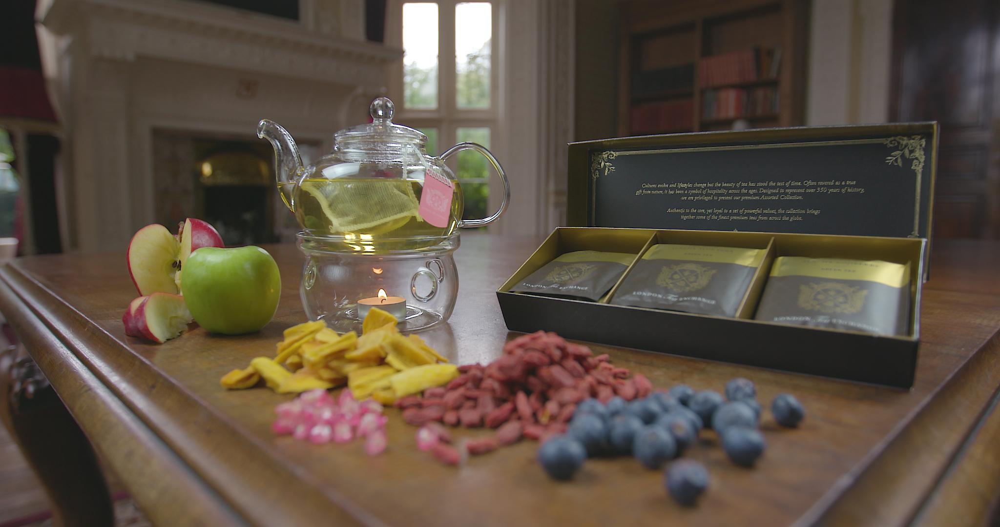 Super Fruit Tea Collection