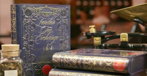 London Tea Exchange Tea Book Collection