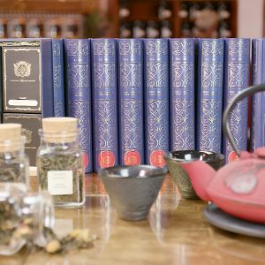 Tea Book Volume V Wild Meadow Collection